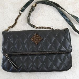 Simply Vera Wang Quilted Crossbody Bag